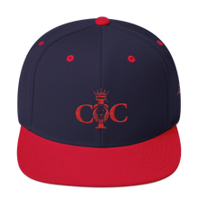 Load image into Gallery viewer, Confidence in Christ - Snapback Hat (3 Styles)