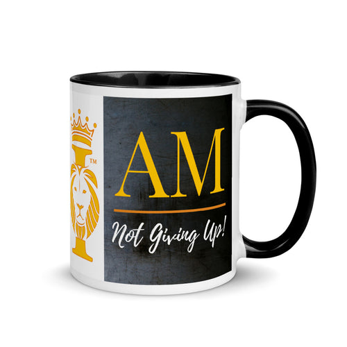 I Am Not Giving Up -  Mug