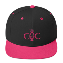 Load image into Gallery viewer, Confidence in Christ - Snapback Hat