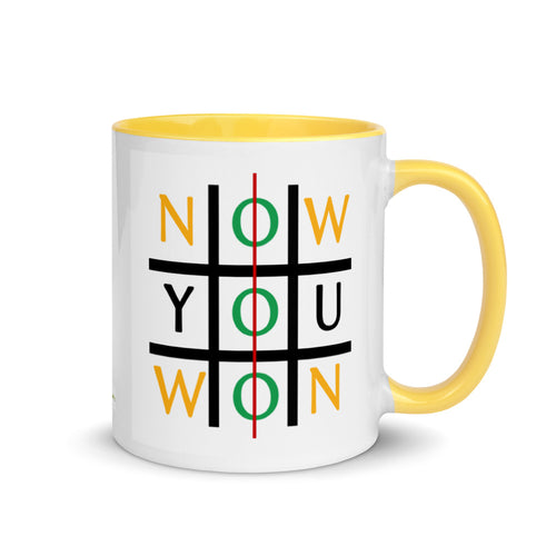 Now You Won - Mug