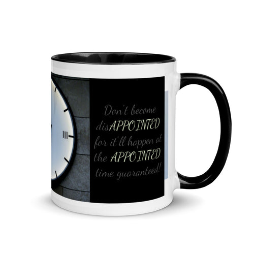 Appointed Time - Mug
