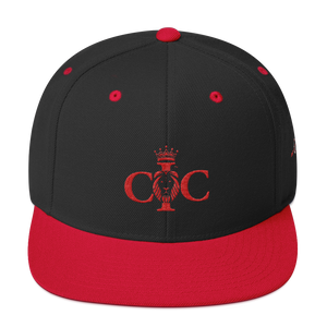 Confidence in Christ - Snapback Hat (3 Styles)