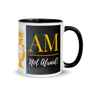 I Am Not Afraid - Mug