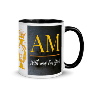 I Am With and For You - Mug