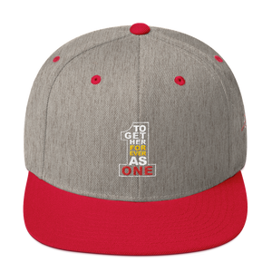 Together Forever As One - Snapback Hat (5 Styles)