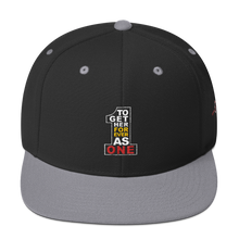 Load image into Gallery viewer, Together Forever As One - Snapback Hat (5 Styles)