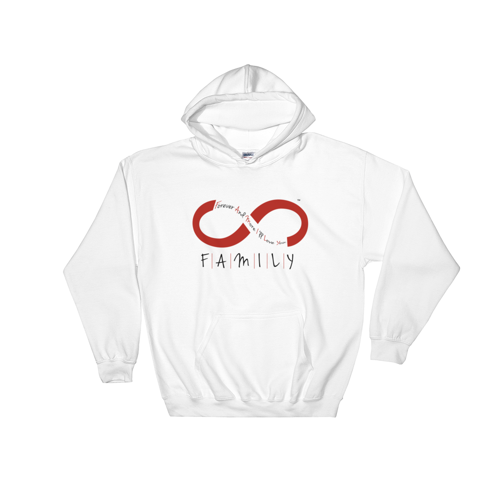 FAMILY - Hooded Sweatshirt (4 colors)