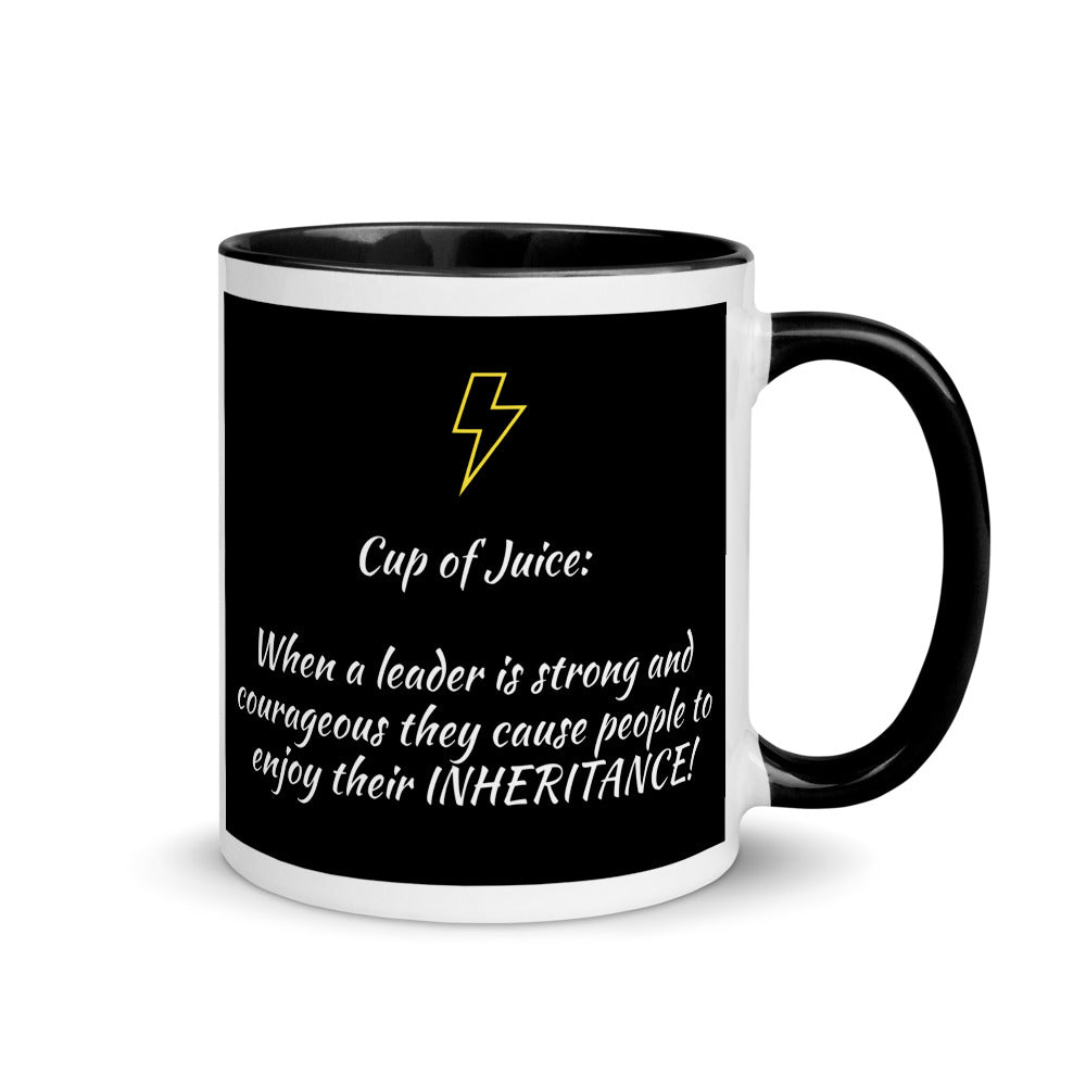 Cup of Juice (Power Inspiration)