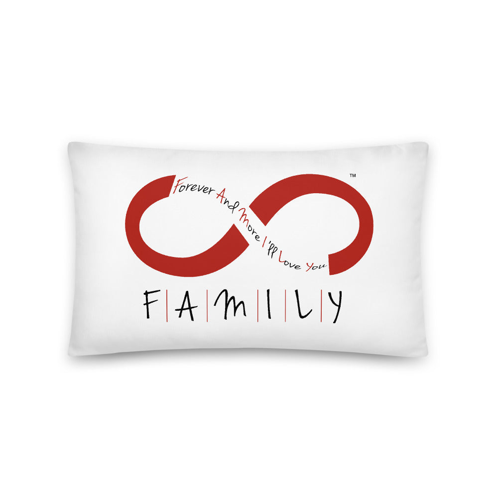 FAMILY - Throw Pillow