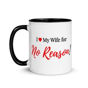 I Love my Wife - Mug