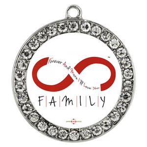 FAMILY - Necklace (Stone Coin)