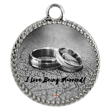 Load image into Gallery viewer, I Love Being Married - Lyric Style Bracelet