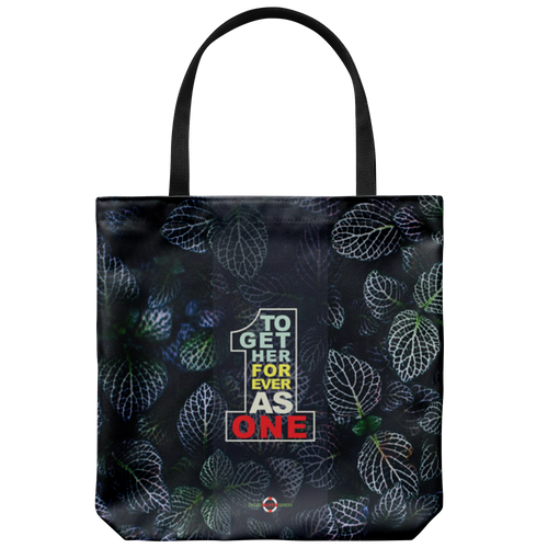 Together Forever As One - Tote Bag