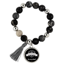 Load image into Gallery viewer, My Success is Guaranteed - Lyric Style Bracelet