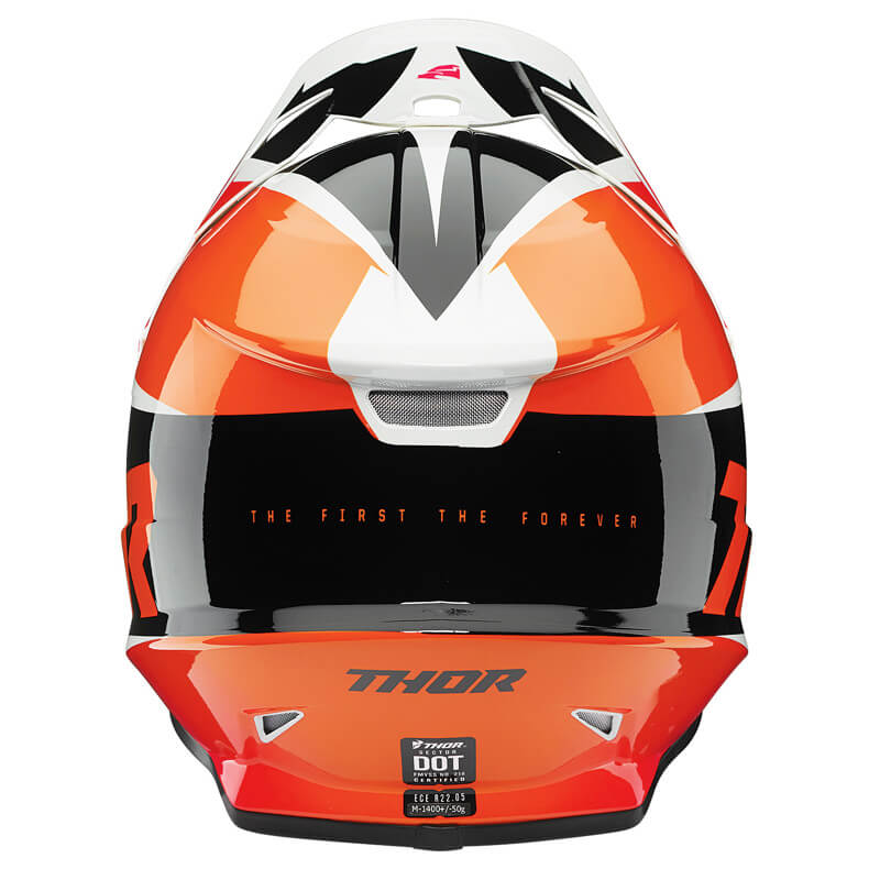 Capacete THOR SECTOR FADER 2021