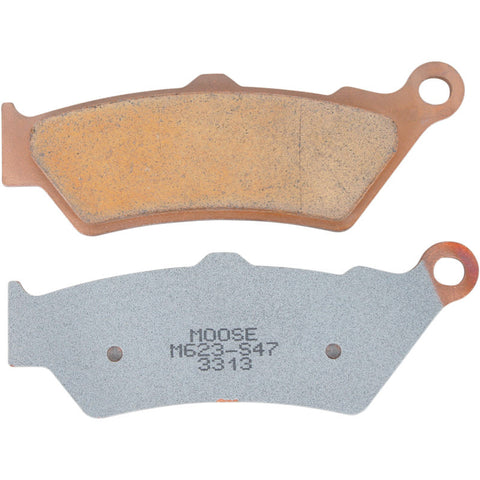 Pastilhas travão frente MOOSE RACING XCR SINTERED BMW F800GS 09-18 KTM 690 08-16 950 04-12 990 06-12