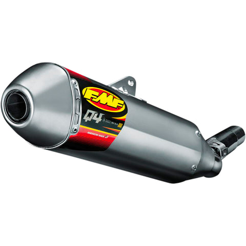 Ponteira Escape FMF Q4 HEX SLIP-ON para BETA RR 350/400/450 (ver modelos)