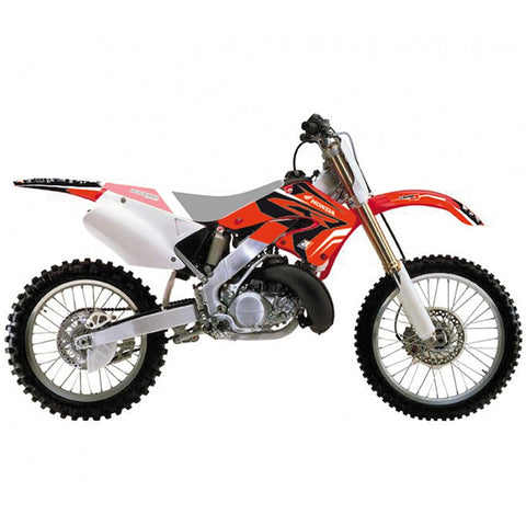 Kit de autocolantes BLACKBIRD DREAM 4 HONDA CR 125/250 00-01