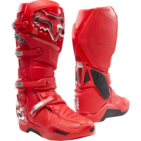 Botas FOX INSTINCT PREY Flame Red 2020
