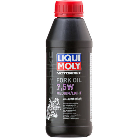 Óleo para Forquilhas LIQUI MOLY MEDIUM/LIGHT 7,5W 500 ml