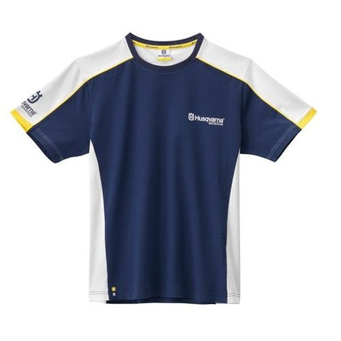 T-shirt HUSQVARNA Team 2017