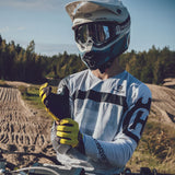 Óculos 100% RACECRAFT PLUS (+) HUSQVARNA