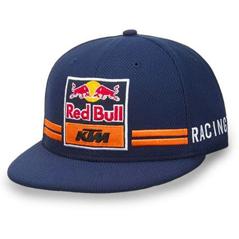 Boné KTM RED BULL OFFICIAL RACING TEAM 2018