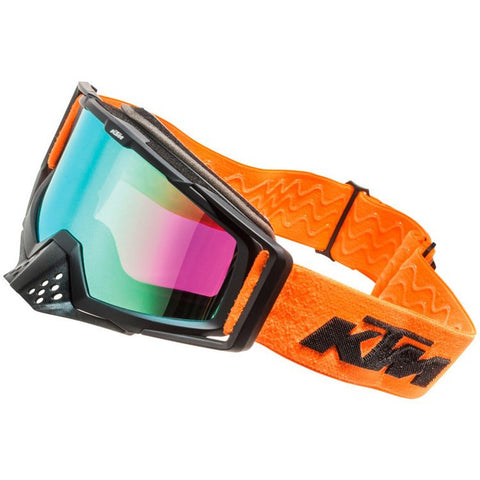 Óculos KTM RACING GOOGLES BLACK 2019