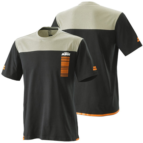 T-shirt KTM PURE STYLE TEE BLACK 2020