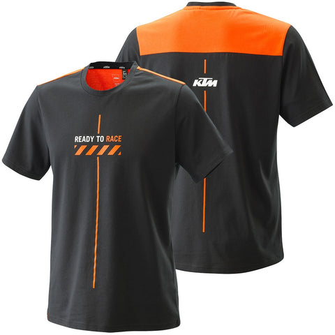 T-shirt KTM PURE STYLE TEE BLACK 2021
