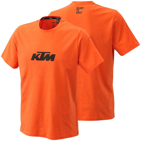 T-shirt KTM PURE LOGO TEE ORANGE 2020