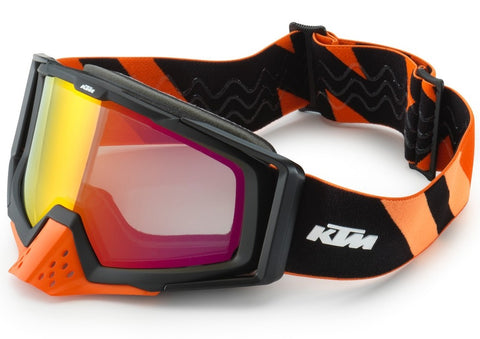 Óculos KTM RACING GOOGLES BLACK 2021