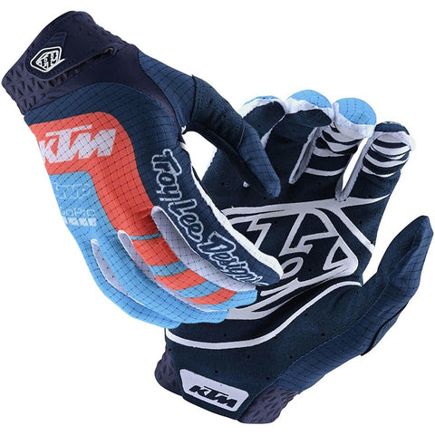 Luvas TROY LEE DESIGNS AIR KTM Navy/Ocean 2020