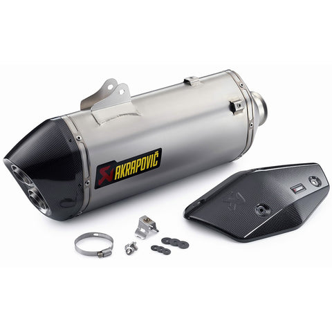 Ponteira de Escape AKRAPOVIC SLIP-ON LINE KTM ADVENTURE