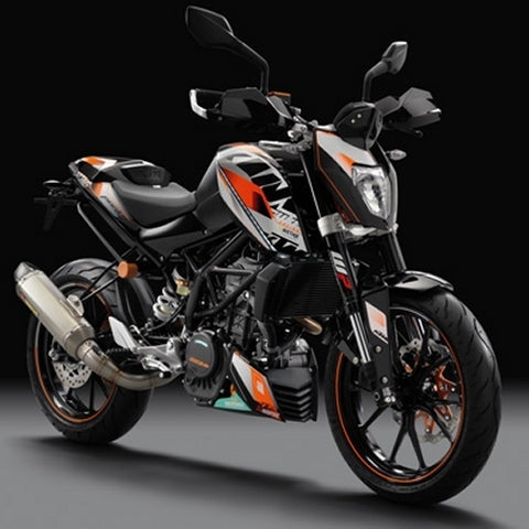 Kit de autocolantes FACTORY KTM DUKE 125/200/390