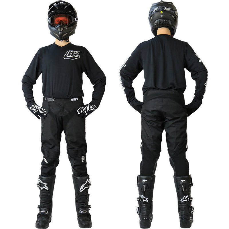 Calças TROY LEE DESIGNS GP MONO Preto 2019