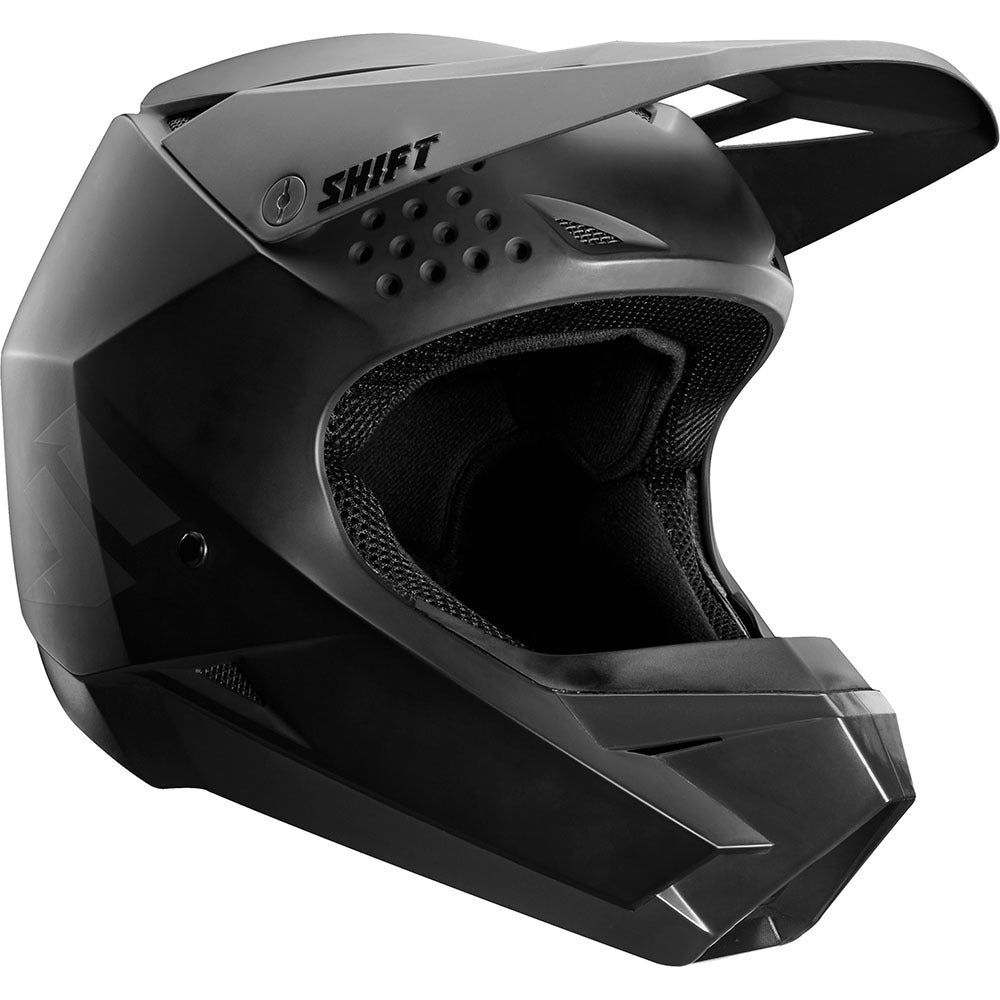 Capacete SHIFT WHITE LABEL Preto Matte 2018