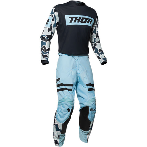 Conjunto THOR PULSE FIRE Midnight/Powder Blue 2020