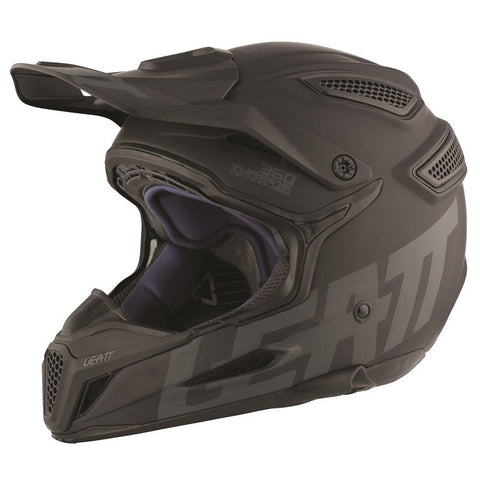 Capacete LEATT GPX 5.5 GHOST SATIN 2017