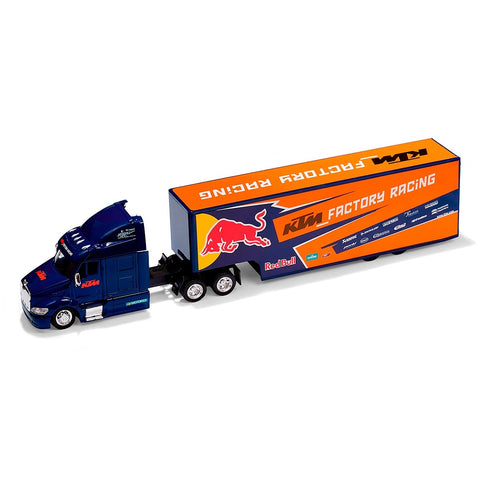 CAMIÃO KTM RED BULL RACING TEAM ESCALA 1:43