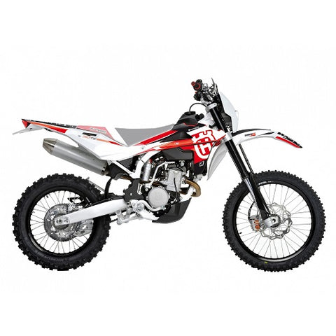 Kit de autocolantes BLACKBIRD DREAM 4 para HUSQVARNA TE/TC 08-13