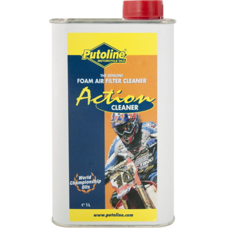 PUTOLINE Filtros de Ar ACTION CLEANER 1 Litro