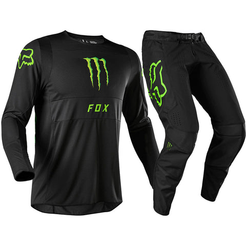 Conjunto Calças+Camisola FOX 360 MONSTER/PRO CIRCUIT BLACK 2020