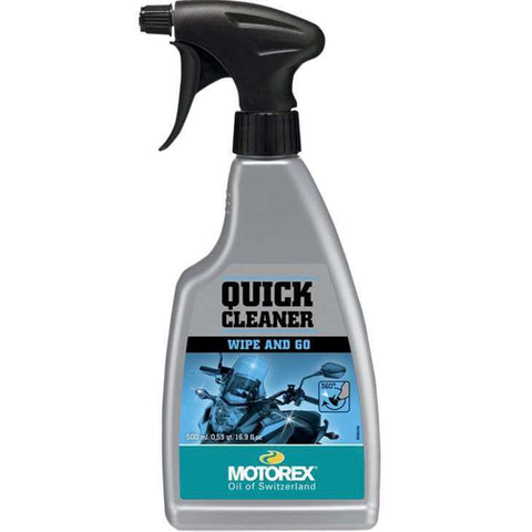 Spray Limpeza Rápida MOTOREX QUICK CLEANER 500 ml