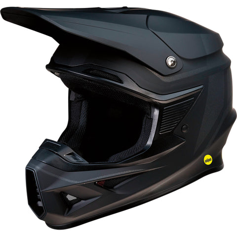 Capacete MOOSE RACING F.I. SESSION Preto Matte