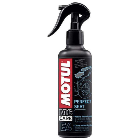 Spray Limpeza MOTUL E4 PERFECT SEAT 250 ml - Limpeza do Assento