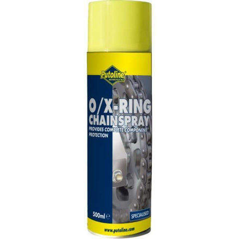 Spray óleo de corrente PUTOLINE O/X-RING 500 ML