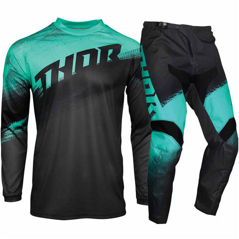 Conjunto THOR SECTOR VAPOR Mint/Charcoal 2021