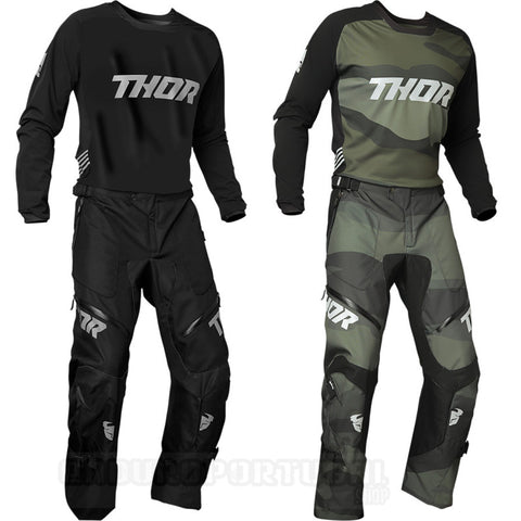 Conjunto THOR TERRAIN OVER THE BOOT 2021 (Exterior Bota)