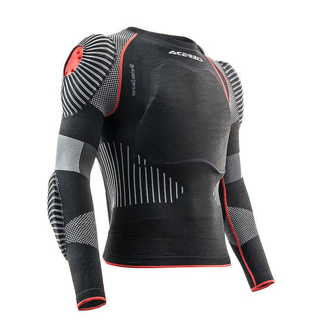 Peitoral Integral ACERBIS X-FIT PRO 2.0 BODY ARMOUR 2018
